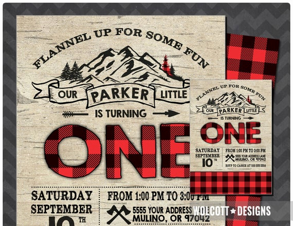 Lumberjack Invitation Template Free Awesome Lumberjack Birthday Invitation Lumberjack Invite Printable