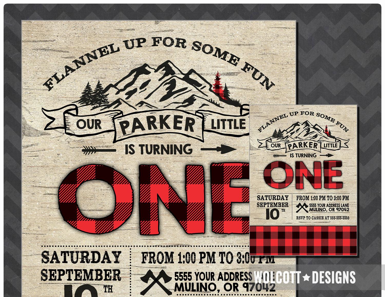 Lumberjack Invitation Template Free Best Of Lumberjack Birthday Invitation Lumberjack Invite Printable