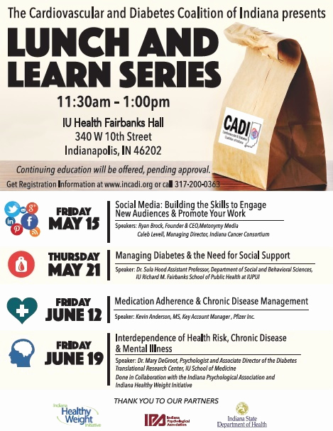 lunch and learn series