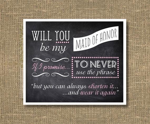 Maid Of Honor Invitation Ideas Luxury Maid Of Honor Invite Bridesmaid Invitation Will You Be