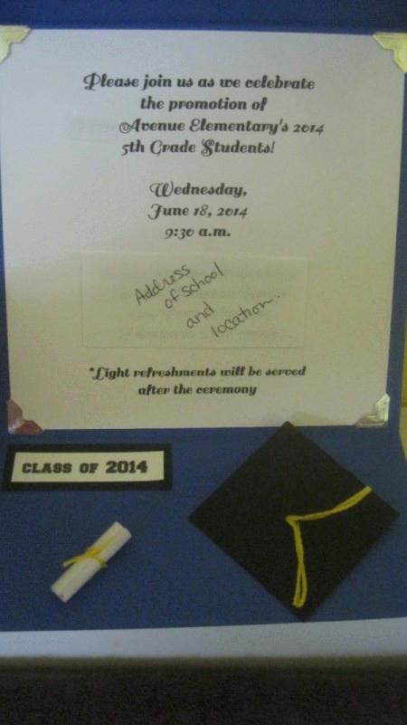 Make A Graduation Invitation Beautiful Making Your Own Graduation Announcements
