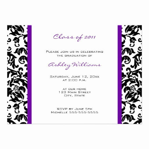 Make Your Own Graduation Invitation Fresh Choose Your Own Colour Graduation Invitations 14 Cm X 19