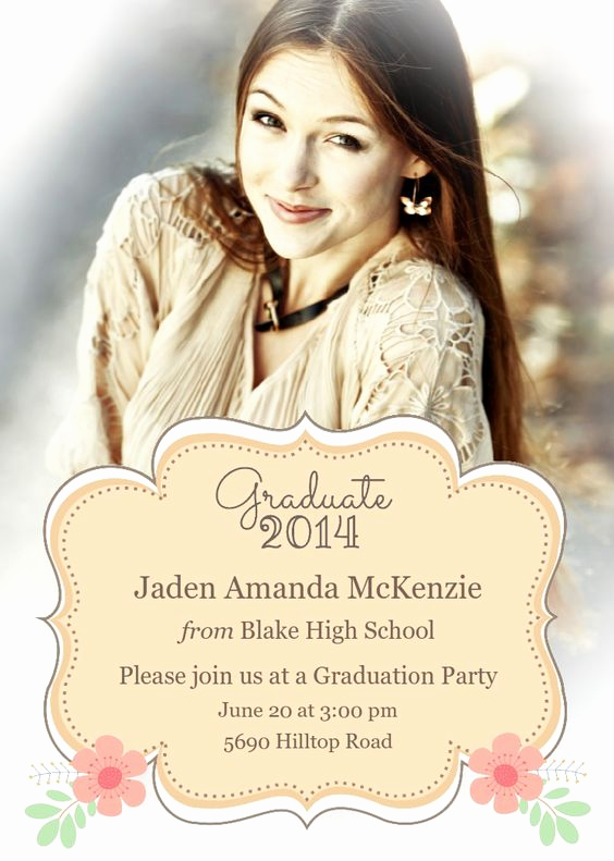 Making A Graduation Invitation Awesome Create Custom Graduation Invitations and Announcements