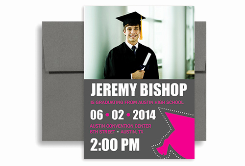 Making A Graduation Invitation Fresh 2019 Make Your Own Graduation Invitation Example 5x7 In