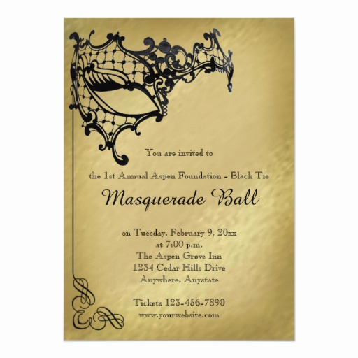 Mardi Gras Invitation Ideas Elegant Filigree Masquerade Mardi Gras Ball Invitation