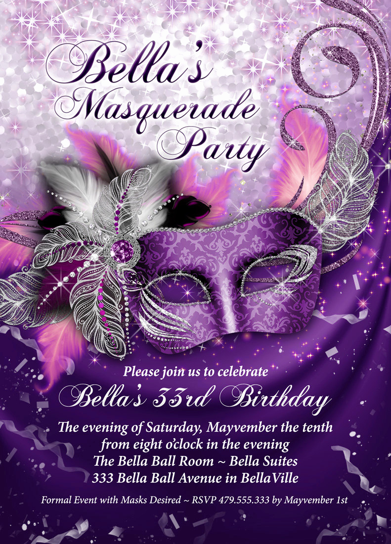 Mardi Gras Invitation Ideas Unique Masquerade Party Invitation Mardi Gras Party Party