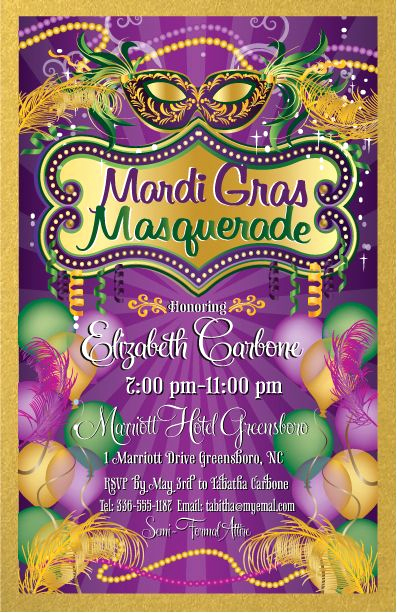 Mardi Gras Invitation Wording Inspirational 41 Best Holiday Party Invitations Images On Pinterest