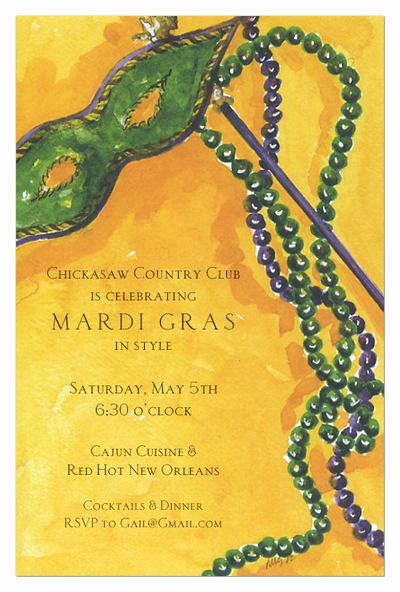Mardi Gras Invitation Wording Unique Mardi Gras Wording Ideas and Sample Text Polka Dot Design