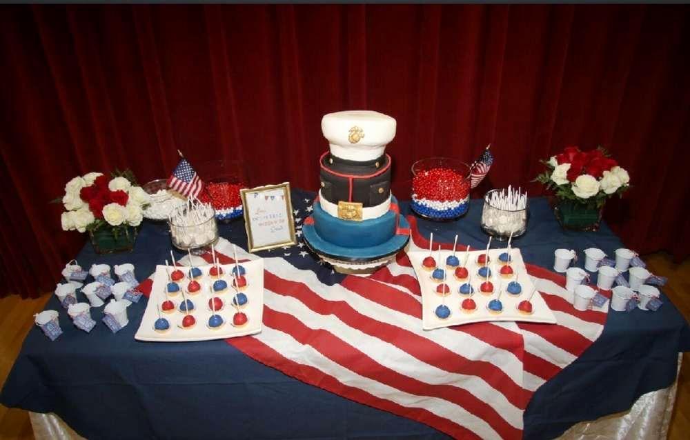 Marine Corps Retirement Invitation Best Of Usmc Patriotic Marinecorps Patriotic Wel E Home Party