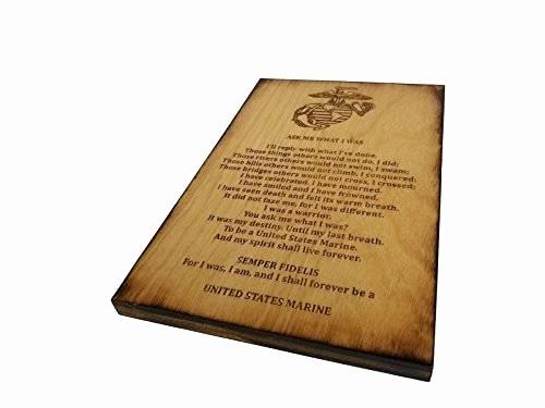 Marine Corps Retirement Invitation Luxury Amazon Usmc Retirement Gift ask Me What I Was