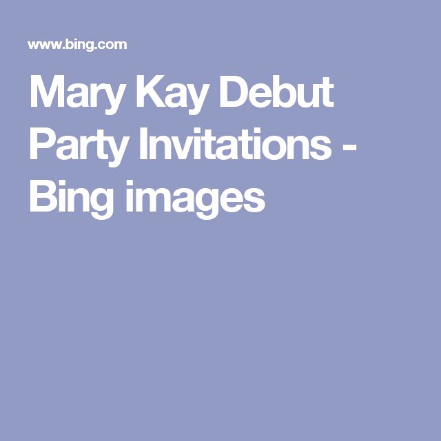 Mary Kay Debut Party Invitation Elegant 25 Unique Debut Party Ideas On Pinterest