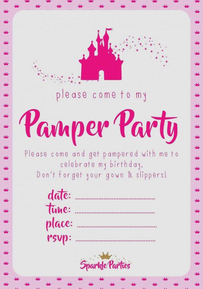 extraordinary sample mary kay party invitation designs