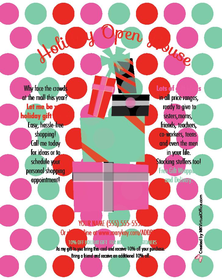 Mary Kay Invitation Template Elegant Mary Kay Flyer Ideas