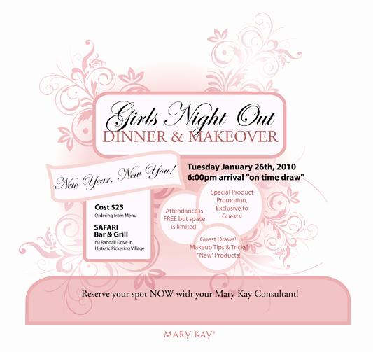 Mary Kay Invitation Templates Best Of Mary Kay Party Invitations