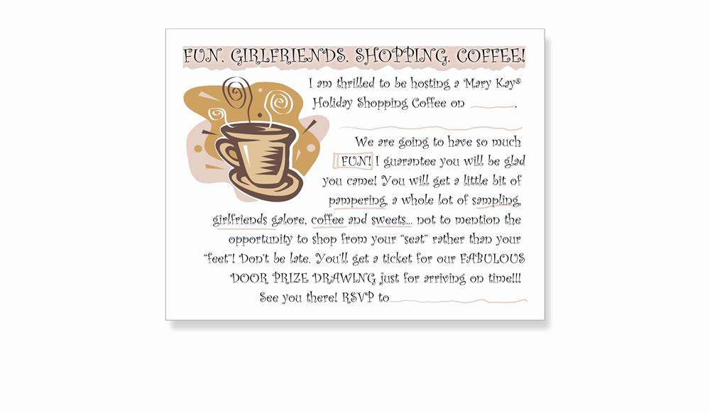 Mary Kay Invitation Templates New Mary Kay Flyer Ideas