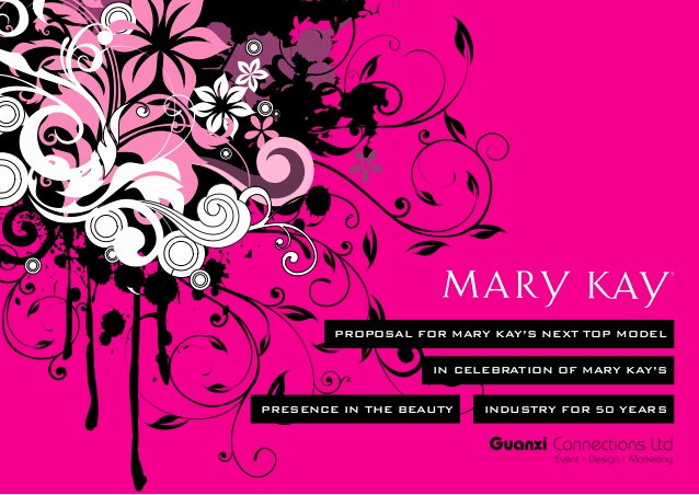 Mary Kay Party Invitation New Mary Kay Final Proposal