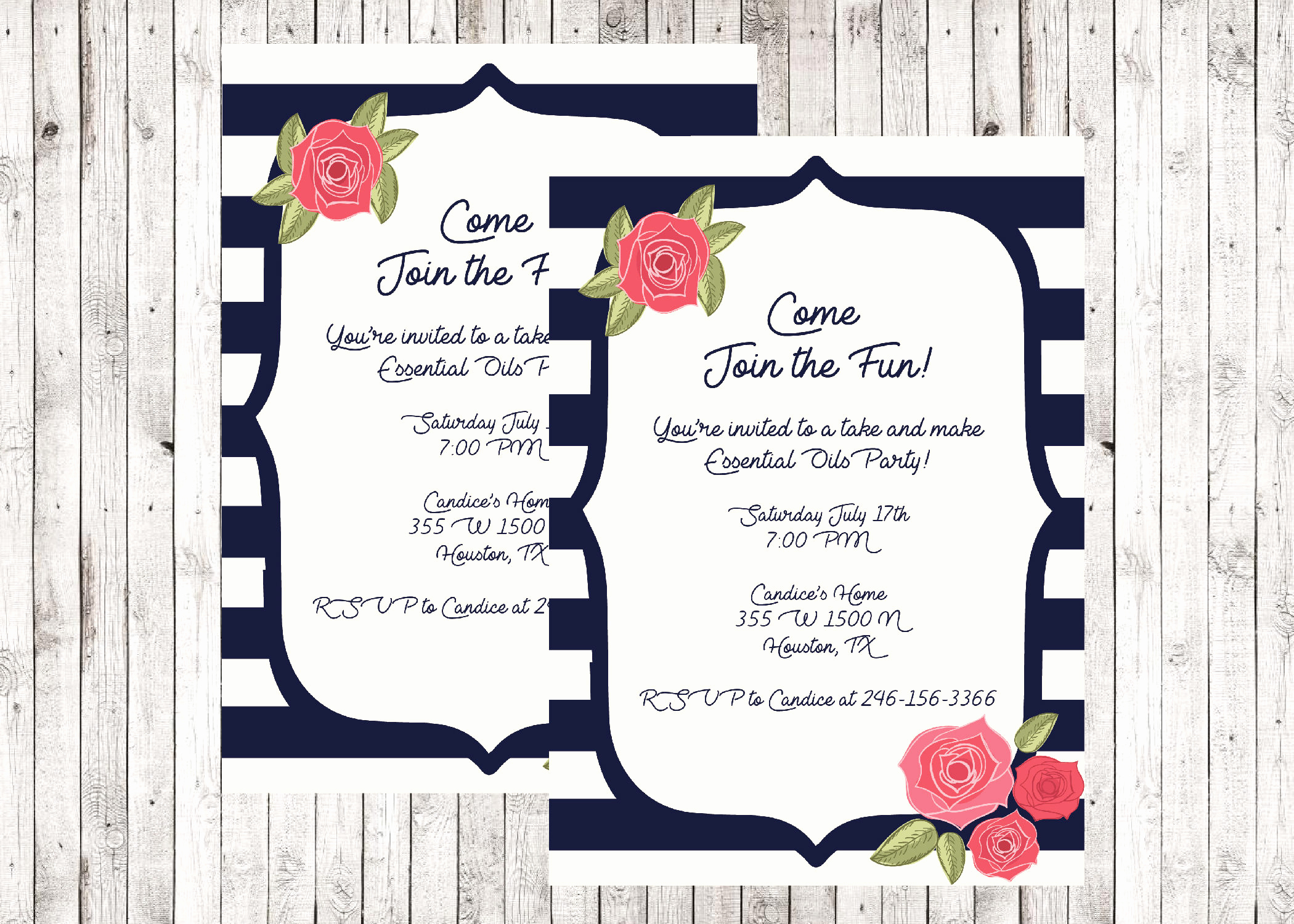 Mary Kay Party Invitation Wording Awesome Direct Sales Home Party Business Invitation Mary Kay Girls