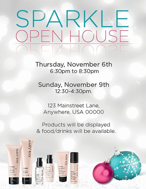 Mary Kay Party Invitation Wording Lovely 25 Unique Open House Invitation Ideas On Pinterest