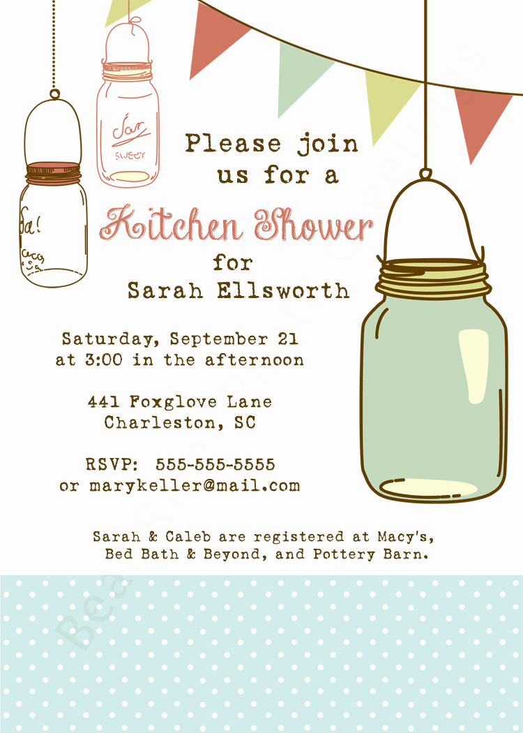 Mason Jar Invitation Template New Mason Jar Invite Templates