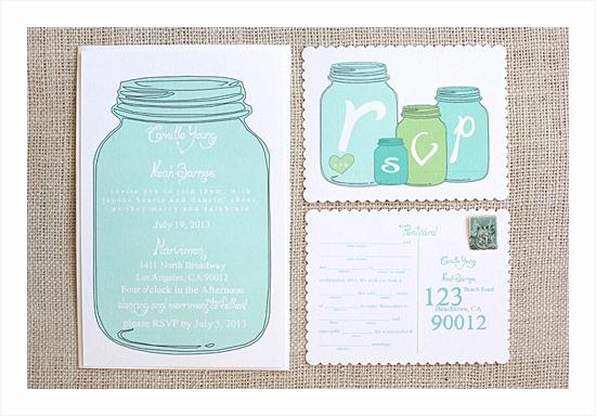 Mason Jar Wedding Invitation Template Unique 10 Free Printable Wedding Invitations Diy Wedding
