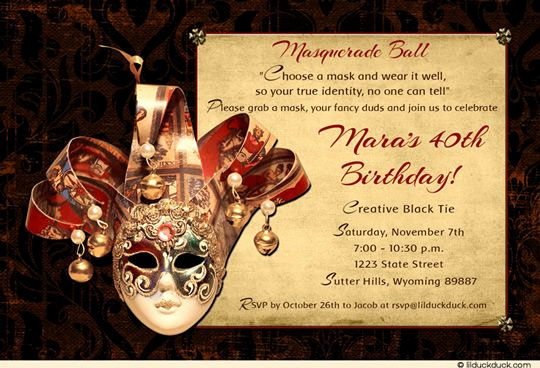 Masquerade Ball Invitation Wording Elegant 1000 Images About Masquerade Ball Ideas On Pinterest