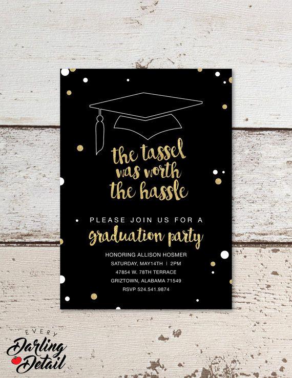 Masters Graduation Party Invitation Wording Unique 25 Best Ideas About Graduation Invitations On Pinterest