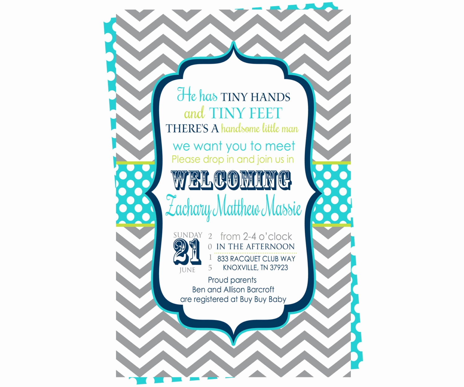 Meet and Greet Invitation Awesome Baby Invitation Boys Sip See Meet Greet by Papercleverparty