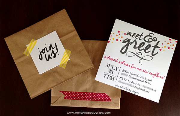 Meet and Greet Invitation Beautiful Meet & Greet Free Printable Invitation