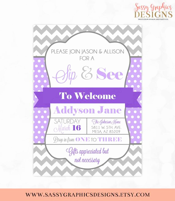 Meet and Greet Invitation Template Beautiful Sip Ad See Invitation Meet Greet Party Baby Shower Invite Baby