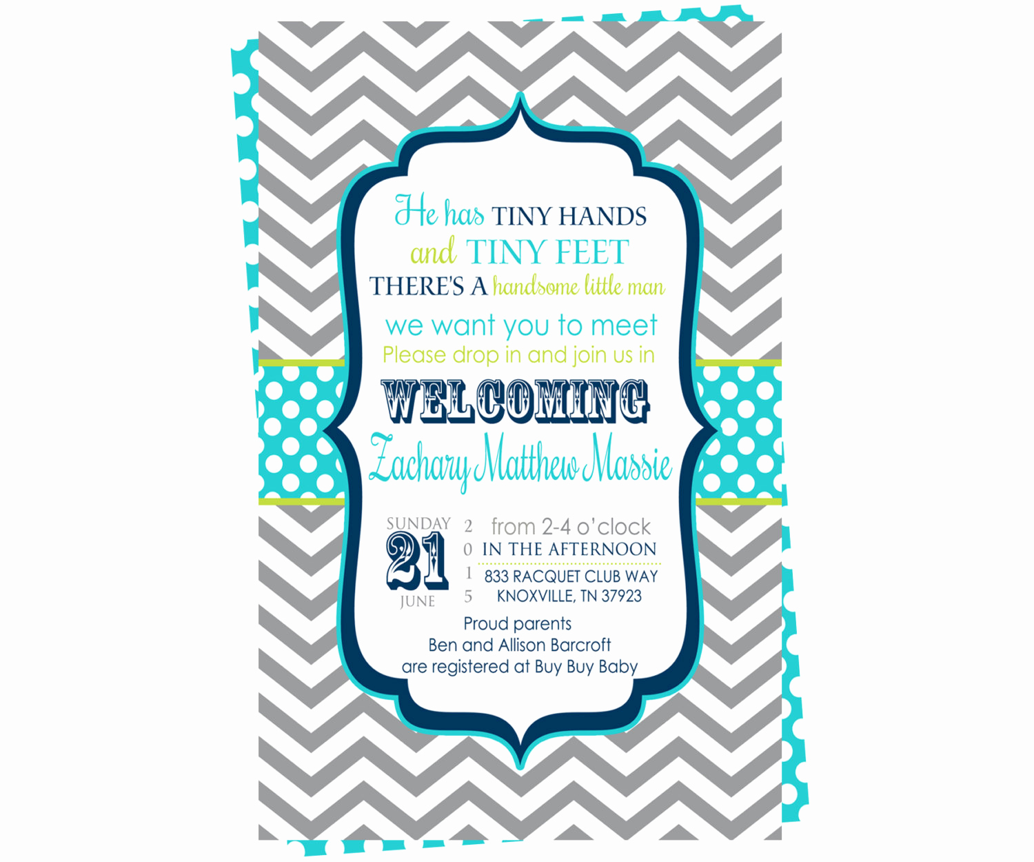 Meet and Greet Invitation Template Inspirational Baby Invitation Boys Sip See Meet Greet by Papercleverparty