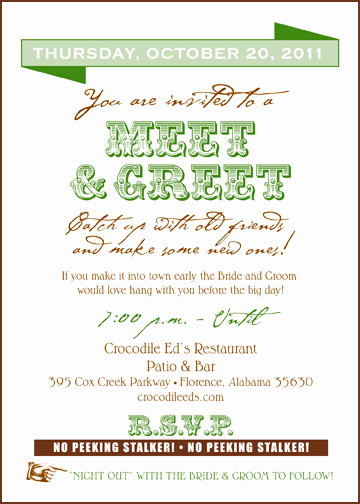 Meet and Greet Invitation Template Unique Baby Meet and Greet Printable Invitation Template