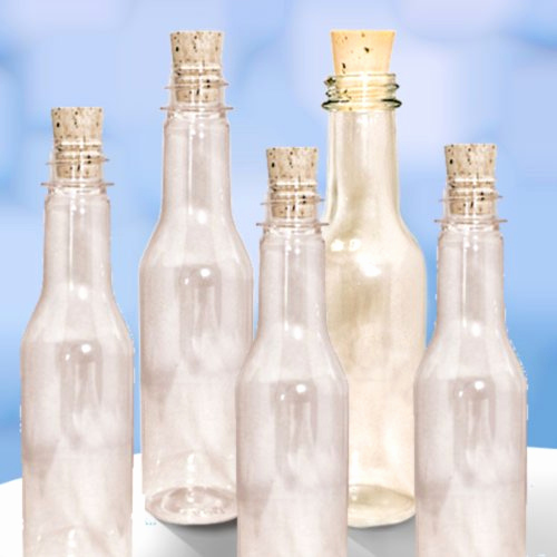 Message In A Bottle Invitation Lovely 20 Plastic Bottles & Corks for Message In A Bottle