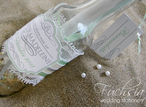 Message In A Bottle Invitation New Vintage Message In A Bottle Invitation Beach Wedding