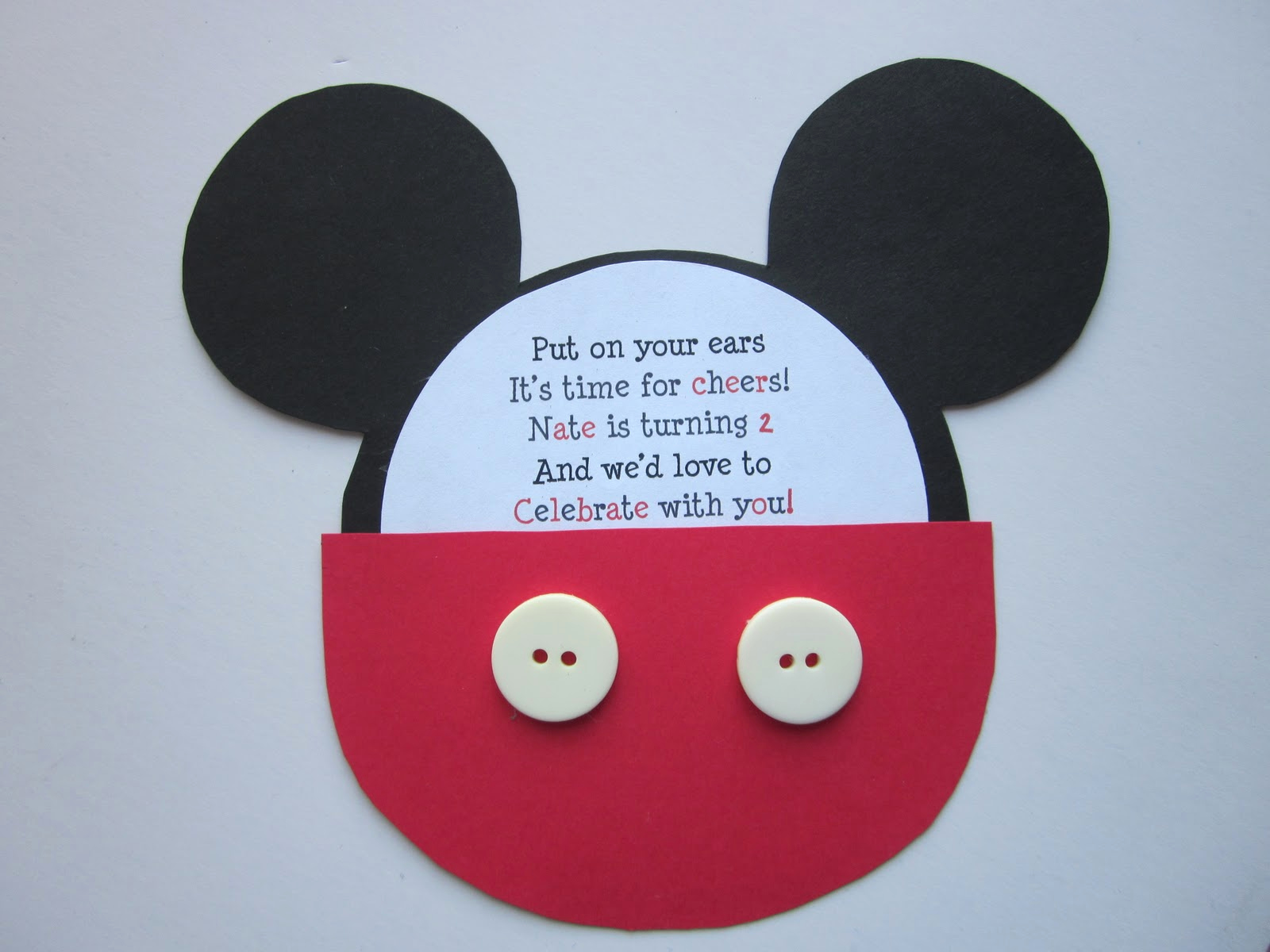 Mickey Mouse Birthday Invitation Best Of In Flight Party Ideas Mickey Mouse Birthday Invitation