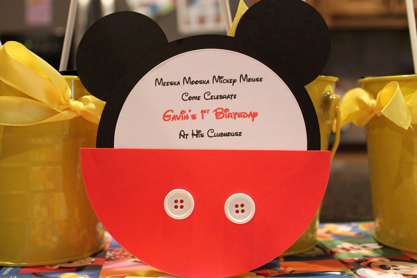 Mickey Mouse Head Invitation Template Best Of Sillyness Abounds Mickey Mouse Invitation