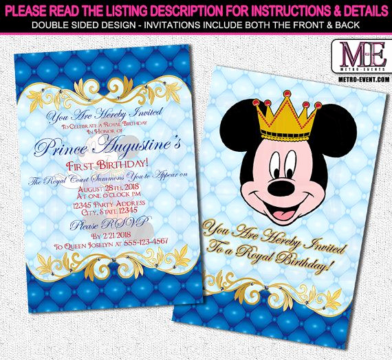 Mickey Mouse Invitation Ideas Elegant 25 Best Ideas About Mickey Invitations On Pinterest