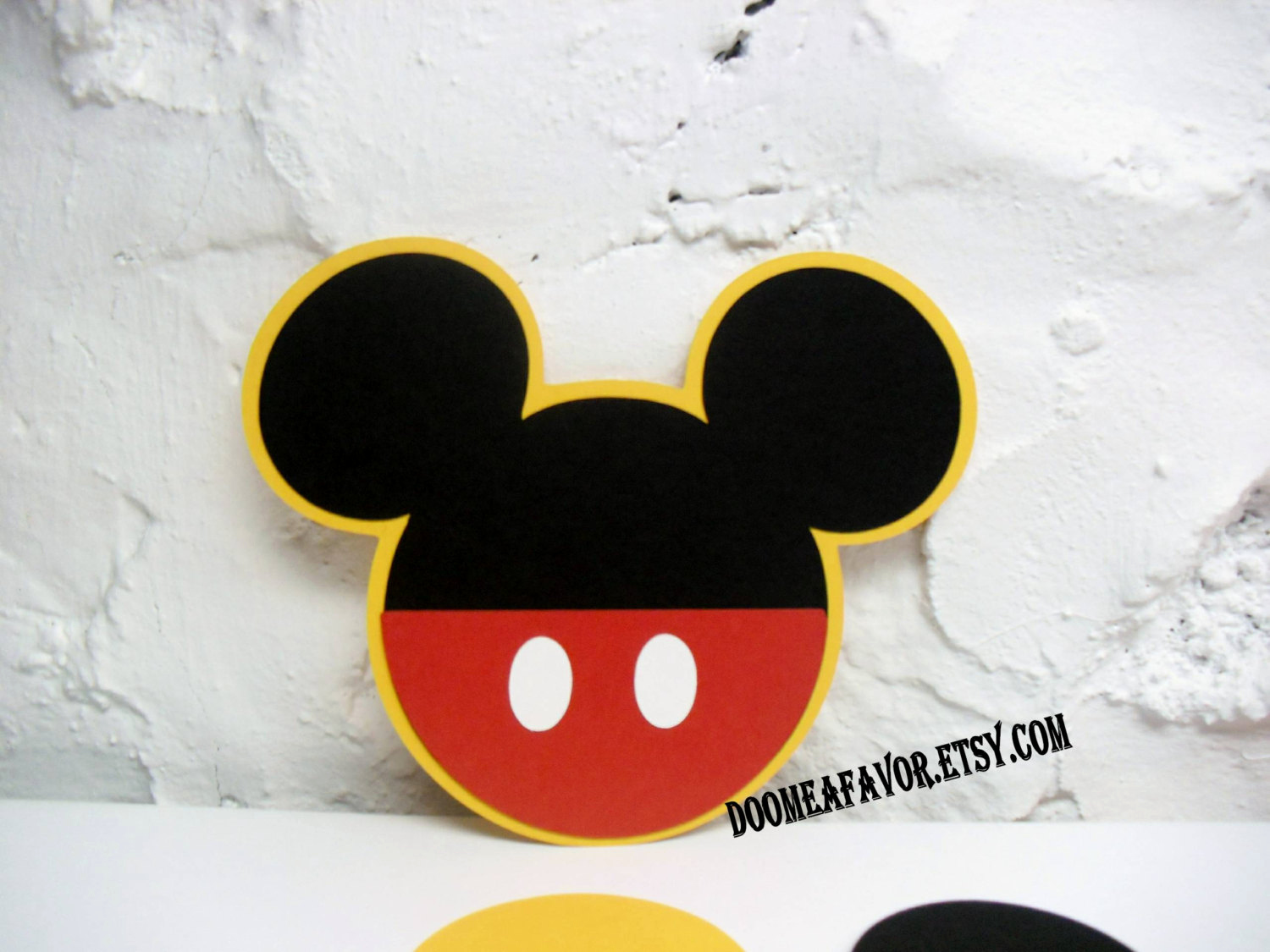 Mickey Mouse Invitation Maker Inspirational Mickey Mouse Pocket Invitation Diy Kit by Doomeafavor On Etsy