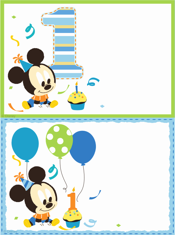 Mickey Mouse Invitation Template Lovely Blank Mickey Mouse Baby Shower Invitations