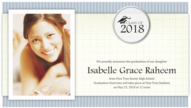 Microsoft Graduation Invitation Templates Inspirational 13 Free Templates for Creating event Invitations In