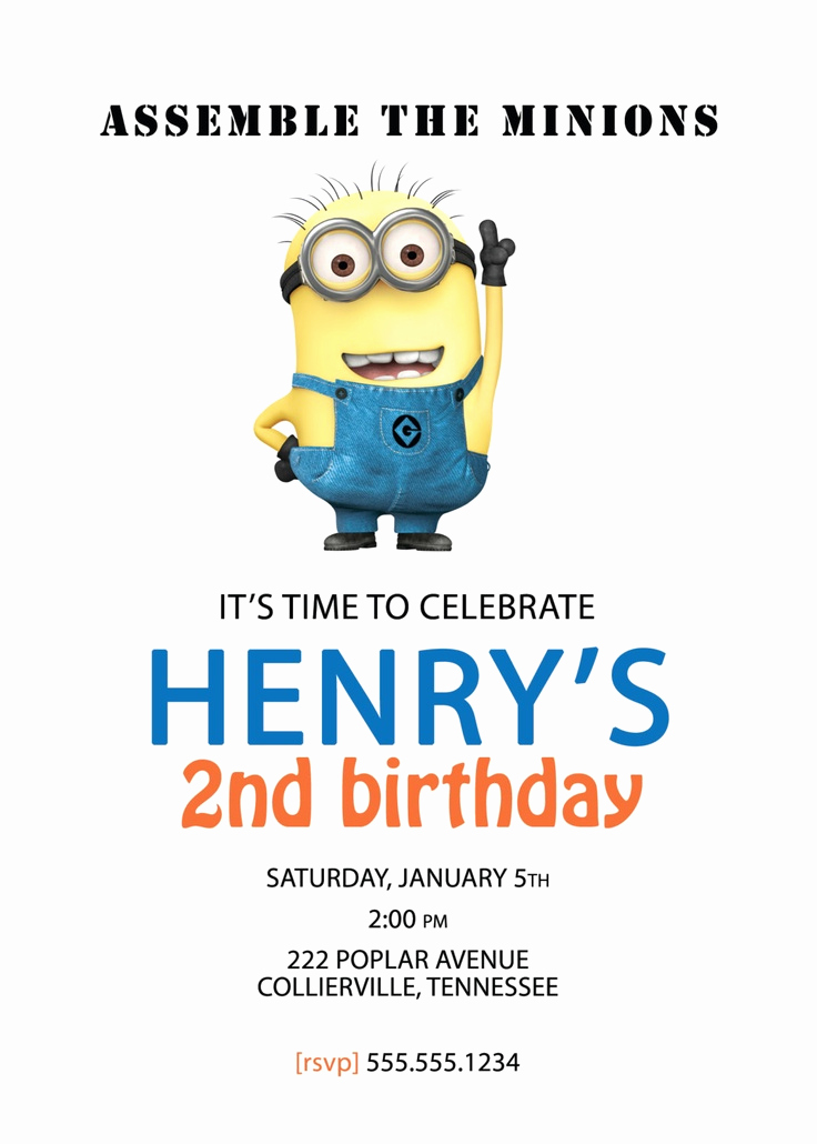Minion Birthday Invitation Wording Best Of Best 20 Minion Birthday Quotes Ideas On Pinterest