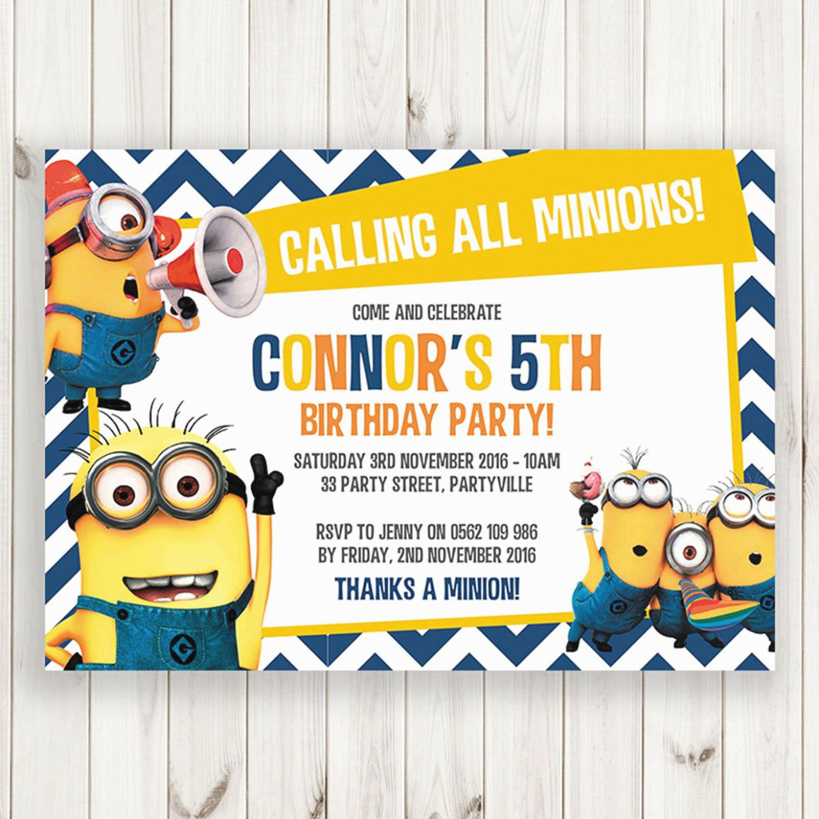Minions Birthday Invitation Maker Best Of 15 Reasons why Minion Return