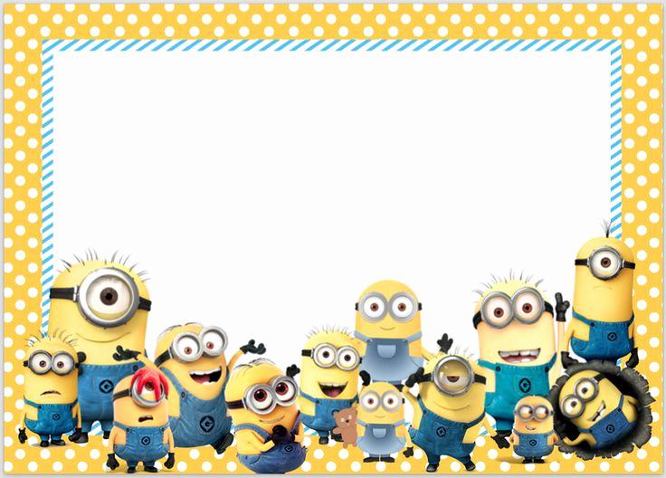 Minions Birthday Invitation Online Fresh Best 25 Minion Birthday Invitations Ideas On Pinterest