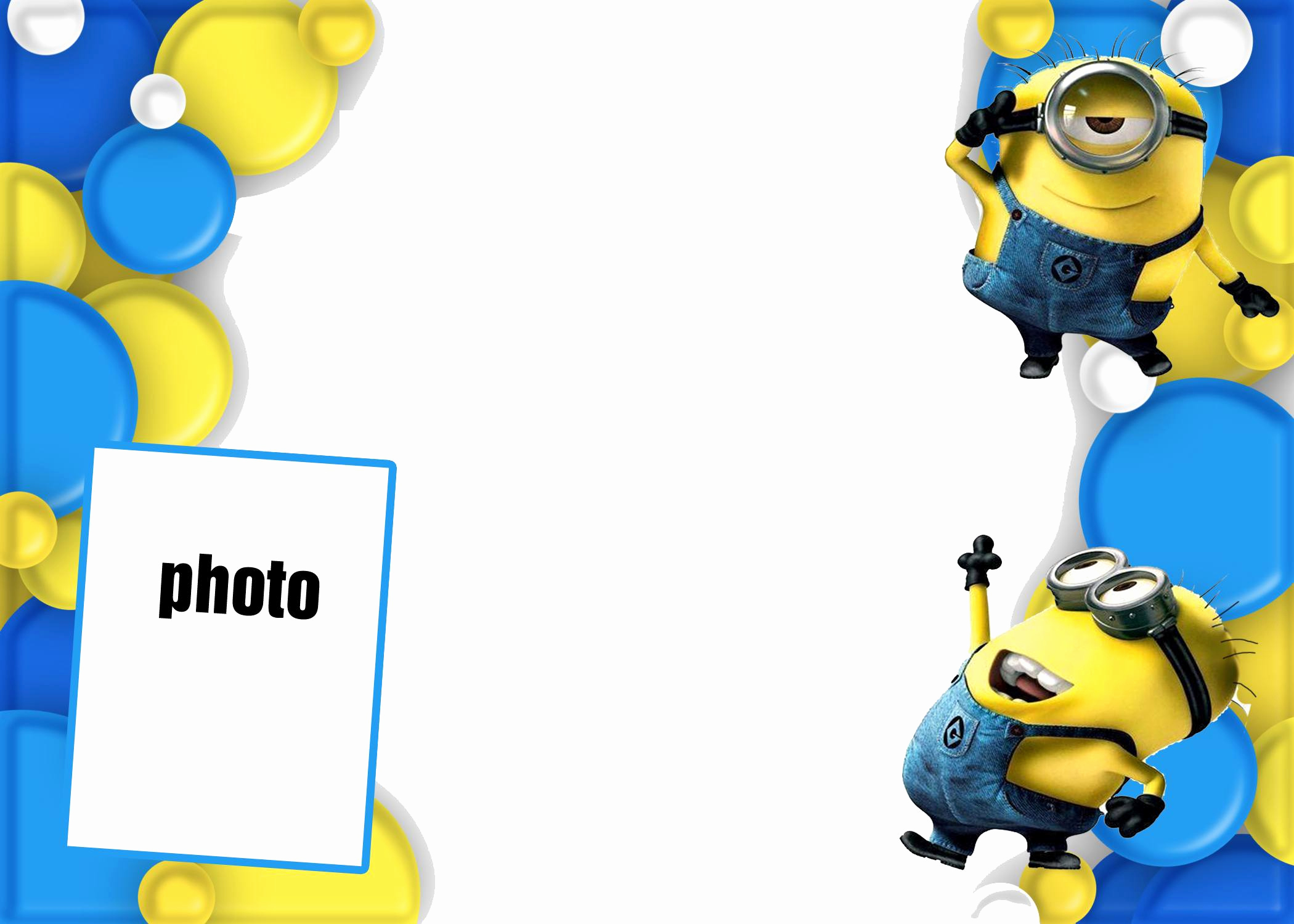 Minions Birthday Invitation Template Fresh Minion Invitations Template Design