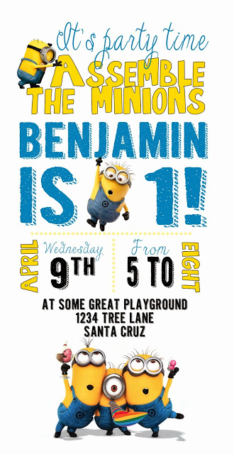 Minions Birthday Invitation Templates Awesome Nice Minions Free Printable Invitations
