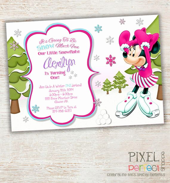 Minnie Mouse Invitation Ideas Fresh Best 25 Minnie Mouse Birthday Invitations Ideas On