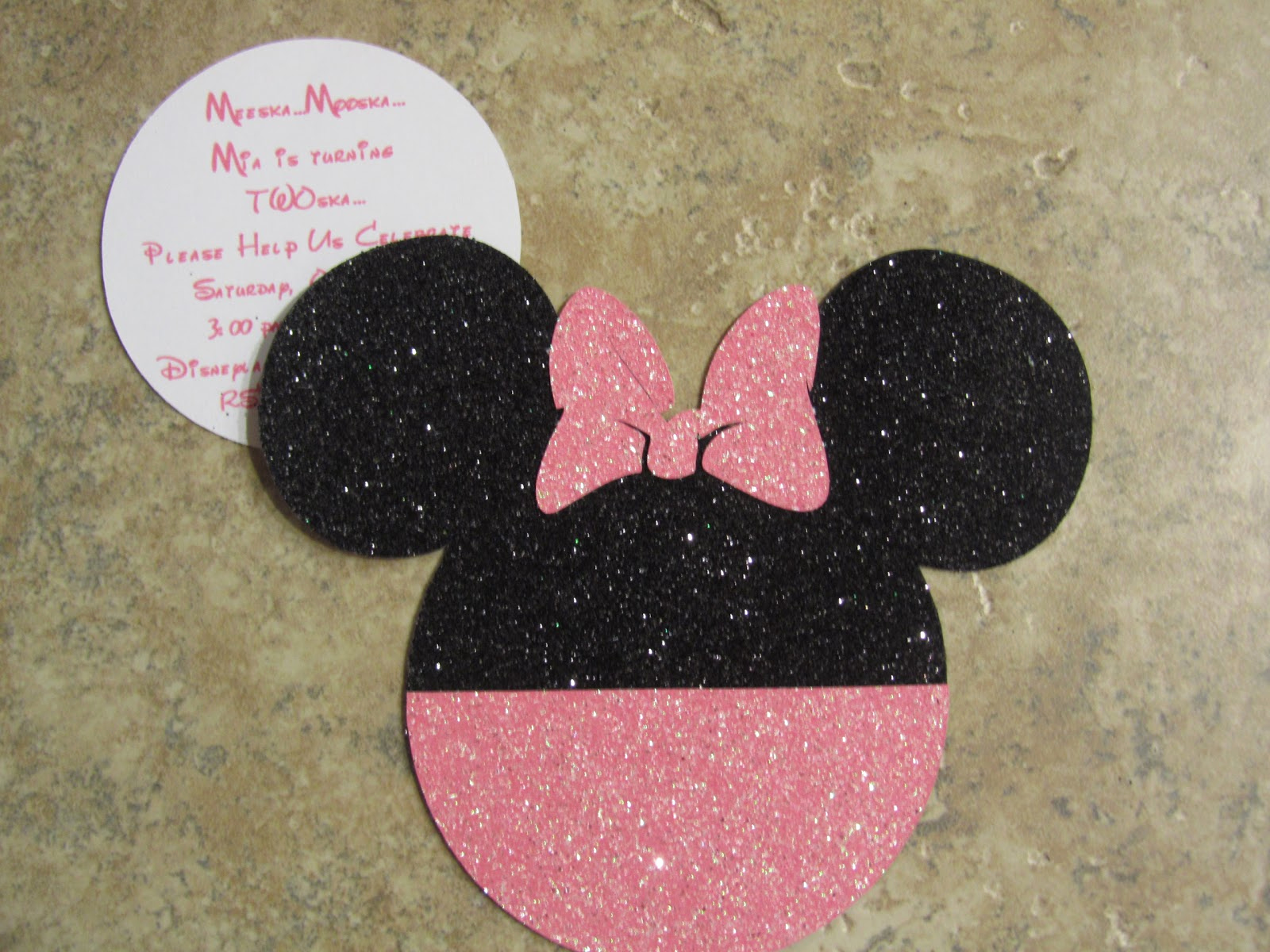 Minnie Mouse Invitation Maker Awesome Stuff Your Mom Didn T Make Minnie Mouse Invitations