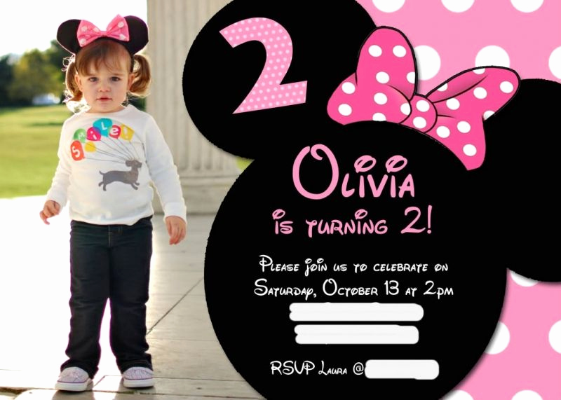 Minnie Mouse Invitation Maker Elegant Cvs Invitations Maker Wedding Invitation