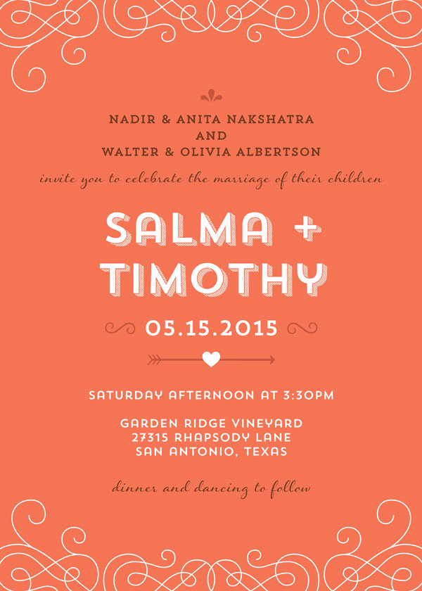 Modern Wedding Invitation Wording Fresh Contemporary Wedding Invitation Wording