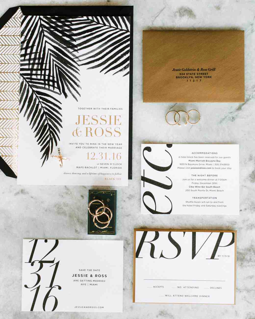 Modern Wedding Invitation Wording Inspirational 30 Modern Wedding Invitations We Love