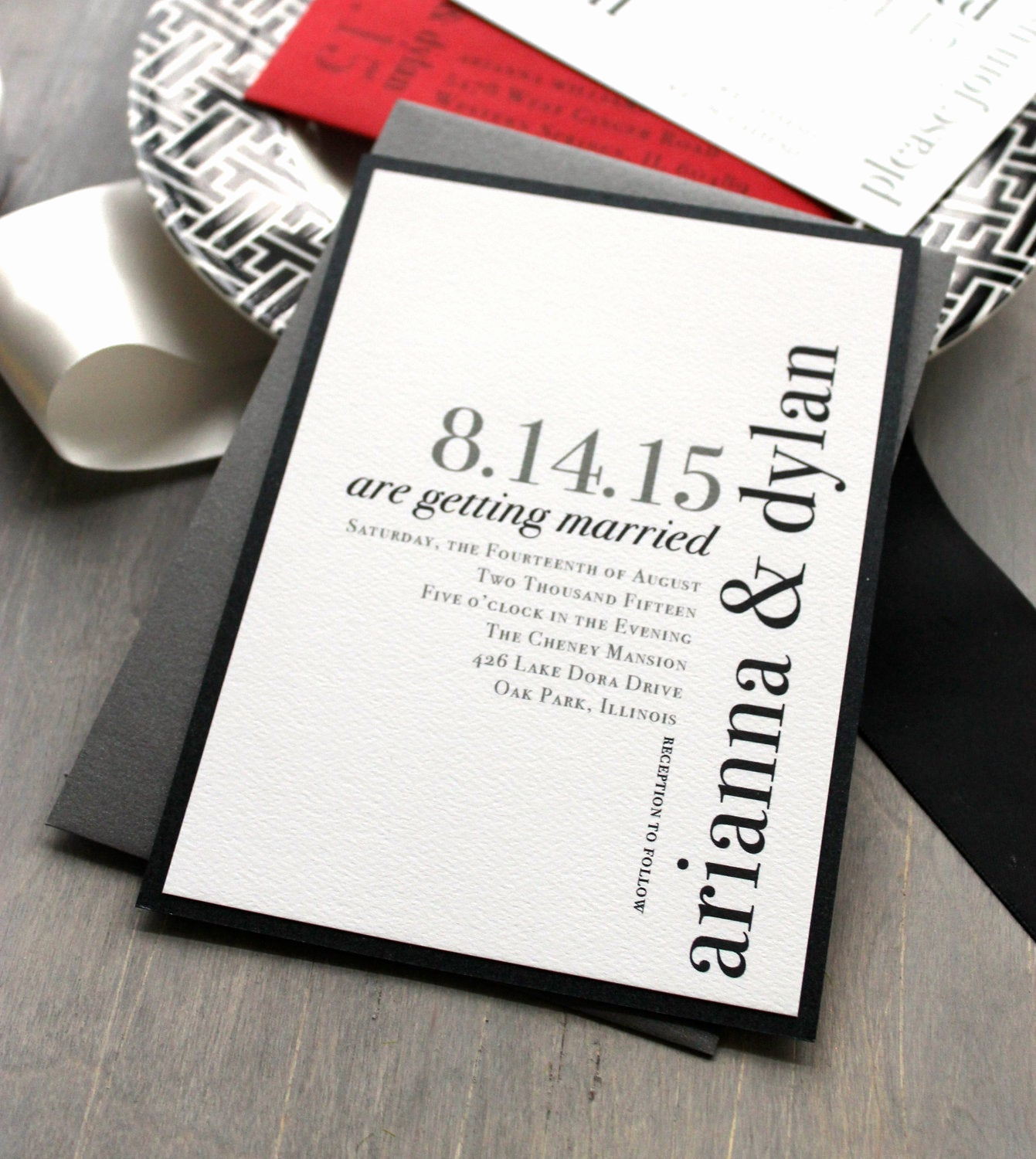 Modern Wedding Invitation Wording Lovely Modern Wedding Invitations Wedding Invitation Urban Chic